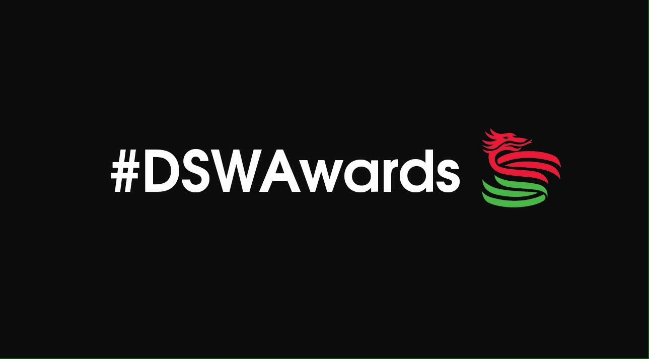 Logo: Disability Sports Wales Awards