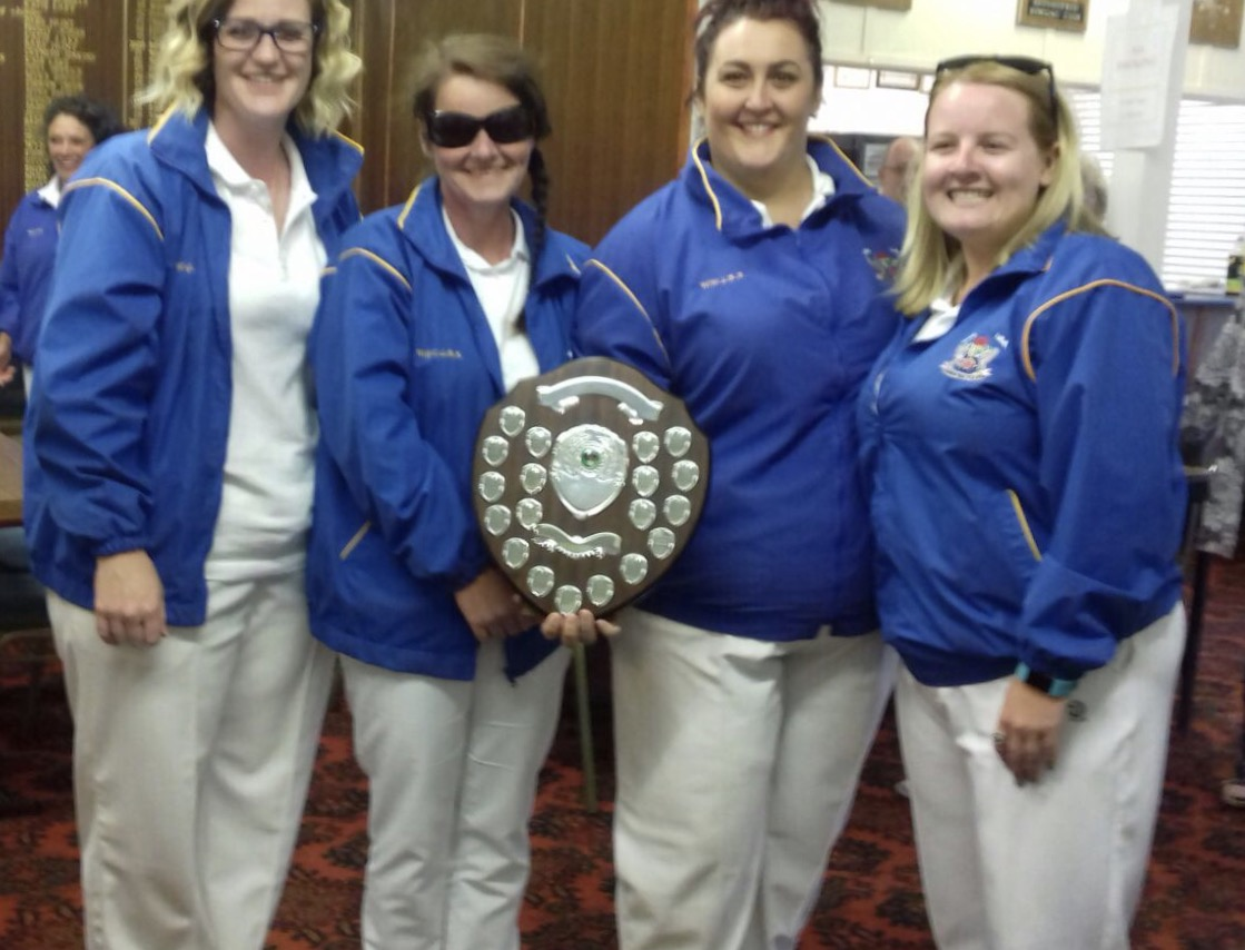 Port Talbot ladies win County Rink